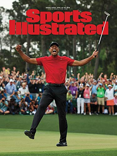 Sports Illustrated April 2019 Tiger Woods MASTERS WIN Golf's Greatest Comeback