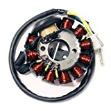 #9: Magneto Stator 11 Poles Coil GY6 Motorcycle Scooter Moped 125cc 150cc (1004-11)