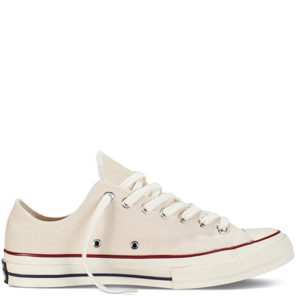 Converse Men's Chuck Taylor All Star '70s Sneakers B00E1LHP16 7.5 M US Women / 6 M US Men|Parchment