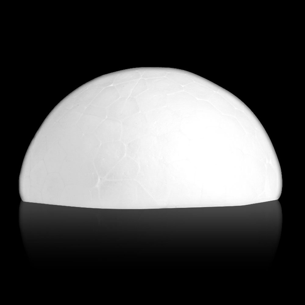 RingBuu Chic Modelling Polystyrene Styrofoam Foam Ball Sphere Decoration Craft