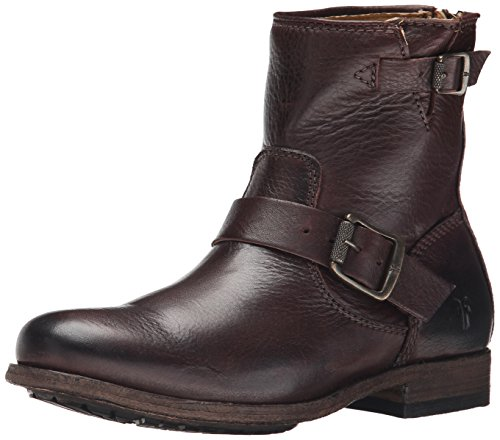 Brown Mujer Frye Dark Botas 74870 Tyler Engineer 1qxw7x4U