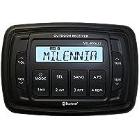 Milennia PRV22 AM/FM/USB/BT 4x45W Stereo [MILPRV22]