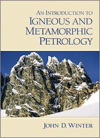 Metamorphic Petrology Pdf