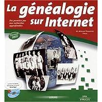 GÉNÉALOGIE SUR INTERNET +CD-ROM