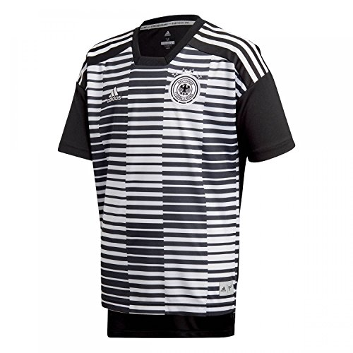 adidas 2018-2019 Germany Pre-Match Football Soccer T-Shirt J