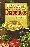 img - for Recetario para diabeticos (Spanish Edition) book / textbook / text book