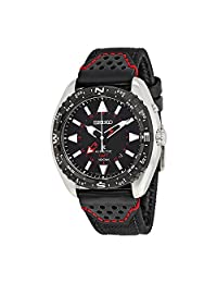 Seiko Mens Prospex Prospex GMT Analog Sport Kinetic Watch (Imported) SUN049P2