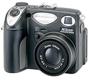 Nikon Coolpix 5000 5MP Digital Camera with 3x Optical Zoom