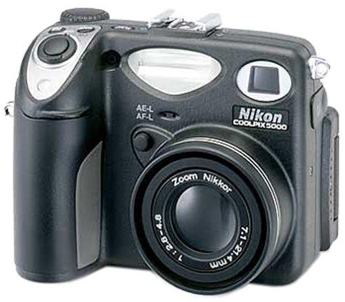 Nikon Coolpix 5000 5MP Digital Camera with 3x Optical Zoom