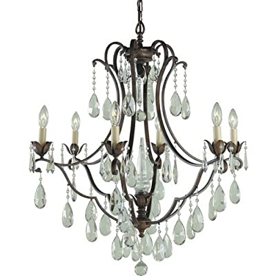 Murray Feiss F1879/1BRB, Maison De Ville Chandelier Parent 1