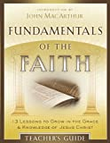 Fundamentals of the Faith Teacher's Guide, , 0802438407