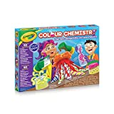 Crayola Colour Chemistry Lab Set, STEAM, DIY, Science Projects, Gift for Boys and Girls, Kids, Ages 8, 9, 10 and Up Arts and Craft,  Gifting