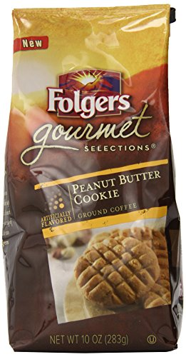 Folgers Peanut Butter Cookie Flavored product image