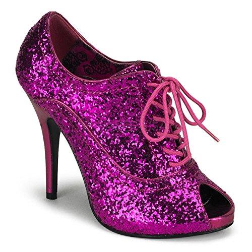 rosa rosa rosa Heels rosa mujer para vestir de Perfect Zapatos 87Bqw7YRz