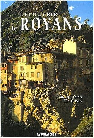 Découvrir le Royans pdf ebook