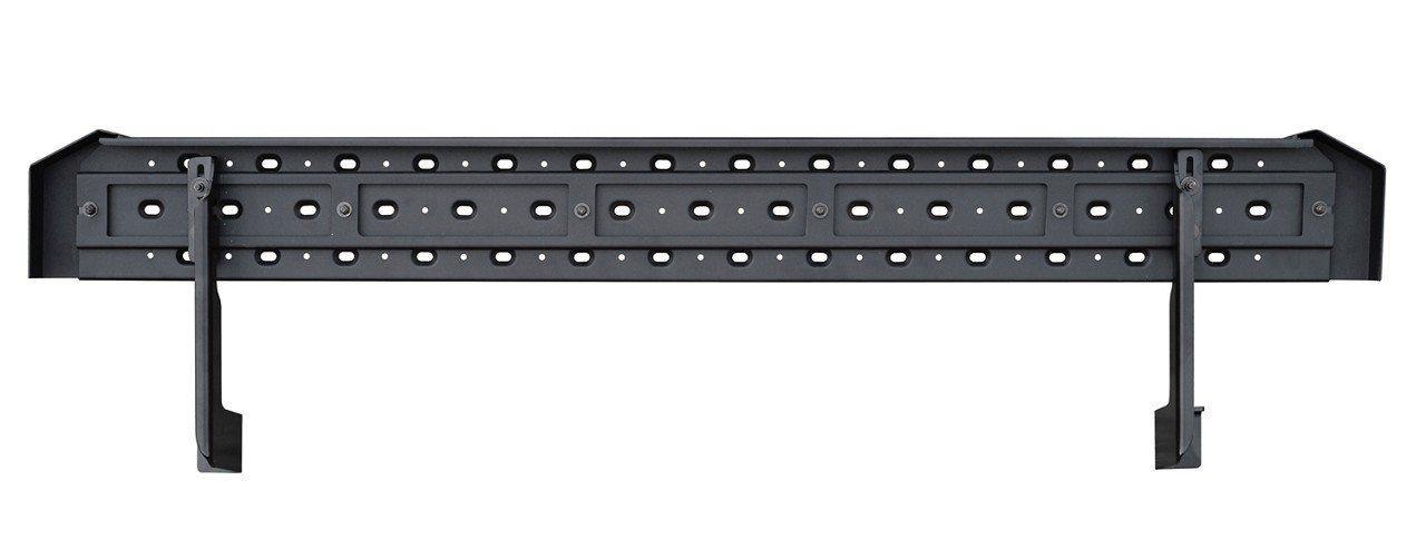 /Solo per veicoli senza gancio di traino Entrata posteriore nero con sigillo T/ÜV/