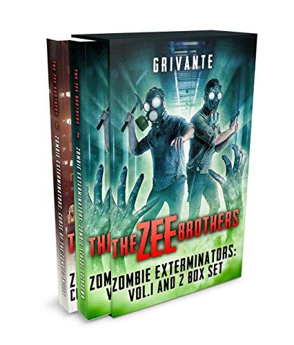 The Zee Brothers Vol.1 & 2 Box Set (Zombie Exterminators) (Best Zombie Killing Music)