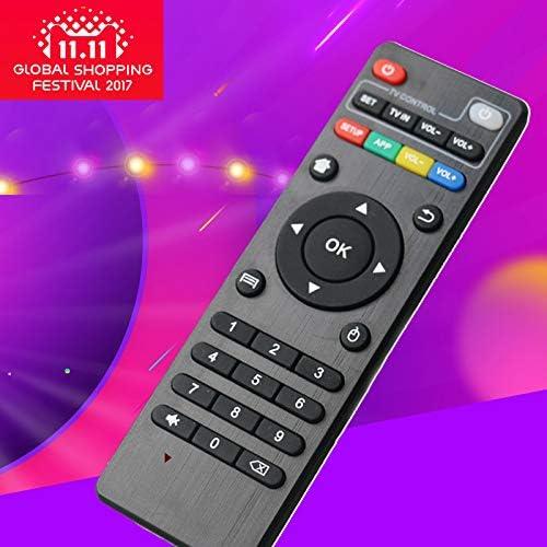 Calvas - Mando a distancia IR para MXQ/V88/T95X/X96/T95N/H96 PRO/TX3/R69 Smart Android TV Box: Amazon.es: Bricolaje y herramientas