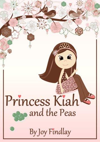 Children's Book - Princess Kiah and the Peas