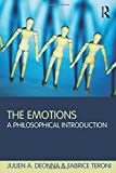 img - for The Emotions: A Philosophical Introduction book / textbook / text book