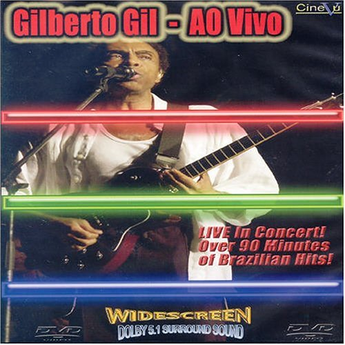 Gilberto Gil - Ao Vivo (DVD)