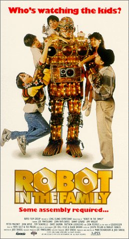 Robot in the Family [VHS]