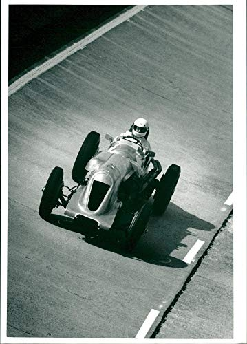 Vintage photo of Racing Car: Bentley Jackson ()