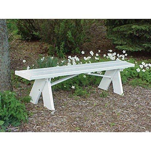 Dura-Trel 11125 6-Feet Bench (Renewed)