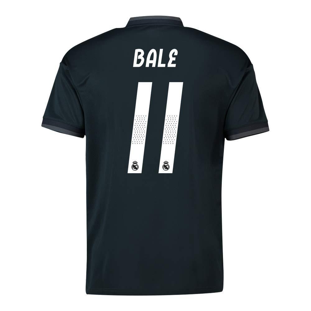 2018-19 Real Madrid Away Football Soccer T-Shirt Trikot (Gareth Bale 11)