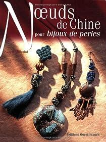 Noeuds de Chine pour bijoux de perles par Millodot