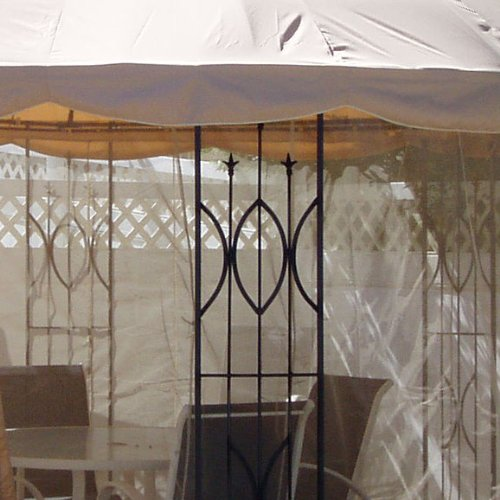 Garden Winds Replacement Canopy For 12 Ft Round Gazebo