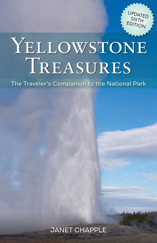 Image for Yellowstone Treasures: The Traveler's Companion to the National Park