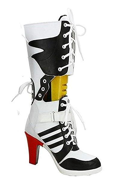 Cosplay Shoes Schuhe Boots Stiefel Kostüm Damen pRzdqwaa
