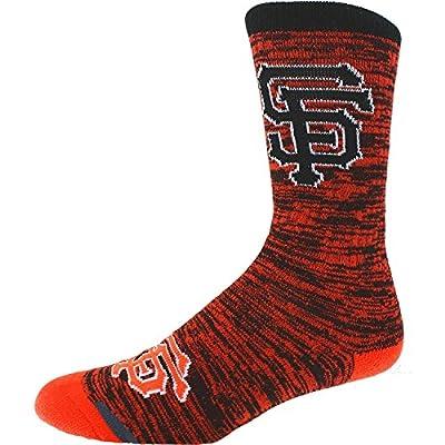 MLB Jump Key RMC Crew Socks Mens- Size Large(10-13)