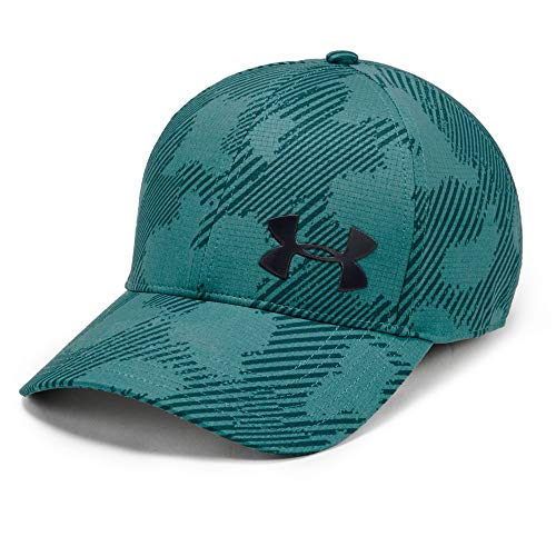 - Under Armour Men's AV Core Cap 2.0, Dust//Metallic ore, Medium/Large