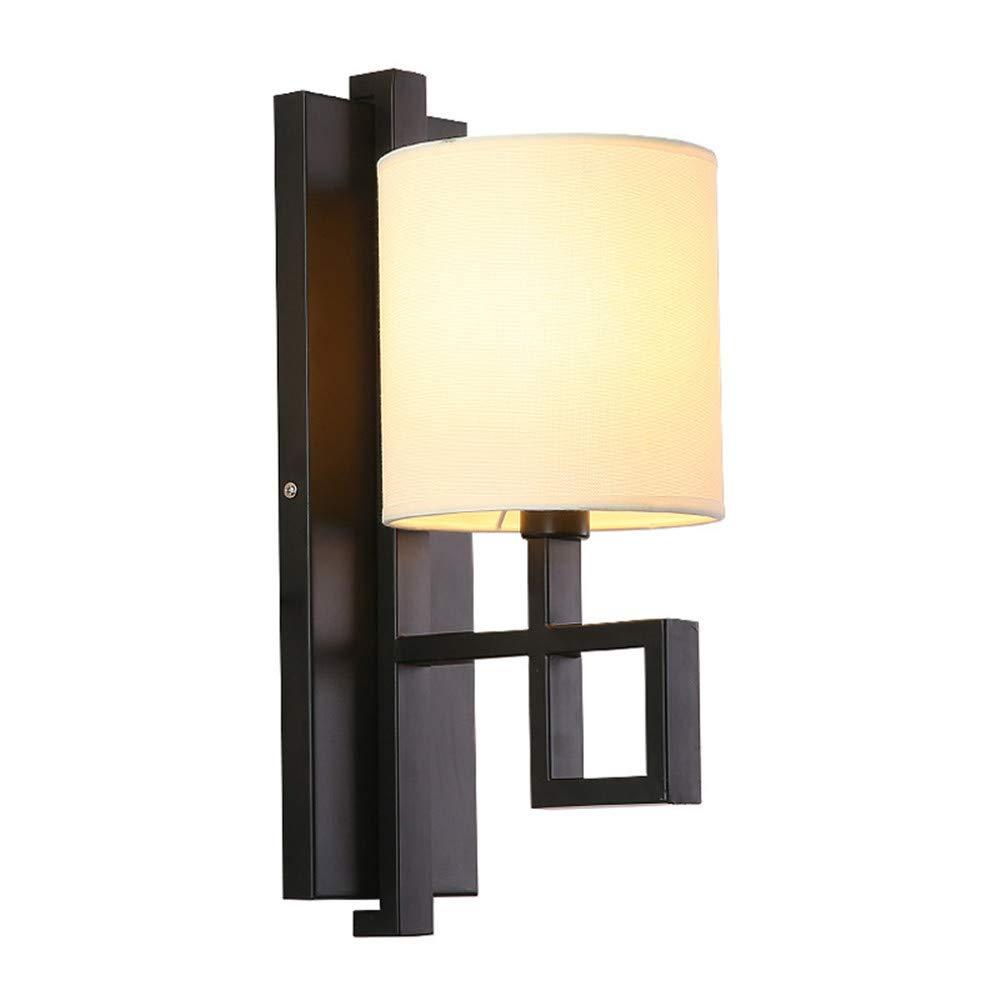 Ehime Wandspots Wandbeleuchtung Haushaltswandlampe Wandlampe Wohnzimmer Lampe Gang Schlafzimmer Nachttisch Wandleuchte Schmiedeeisen einfach