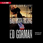 Bad Moon Rising: A Sam McCain Mystery, Book 10 | Ed Gorman