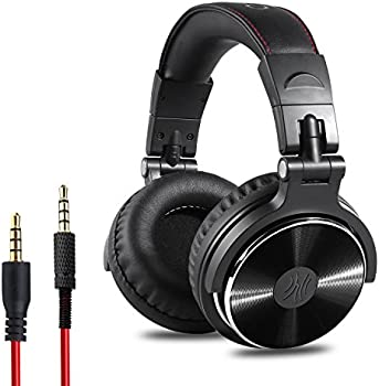OneOdio Over-Ear 3.5mm DJ Stereo Monitor Headphones