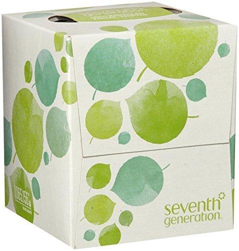 (Seventh Generation Facial Tissues, 2 ply - 85 ct - 2 pk)