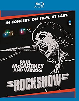 Paul McCartney & Wings: Rockshow [DVD]: Amazon.es: Paul McCartney, Wings, Paul McCartney, Wings: Cine y Series TV