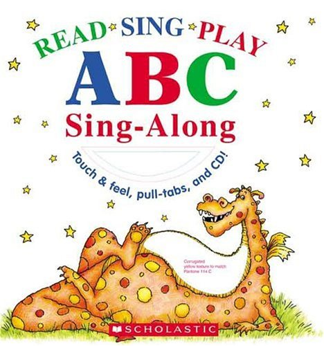 Abc Sing-along by Cartwheel Books