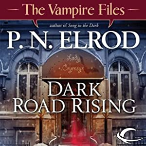 Dark Road Rising Audiobook