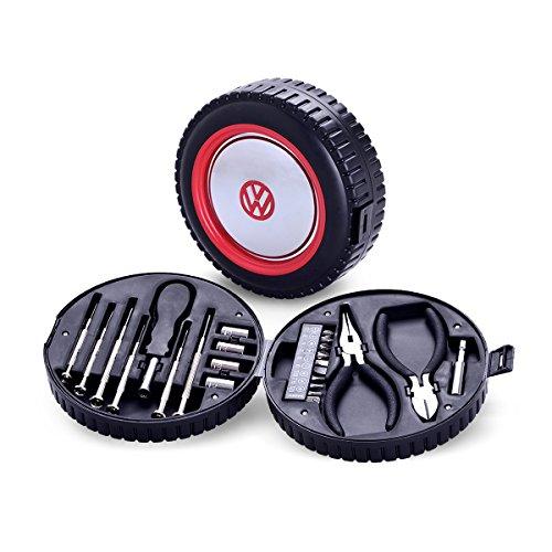 Produit sous licence officielle Volkswagen Roue Boîte à outils