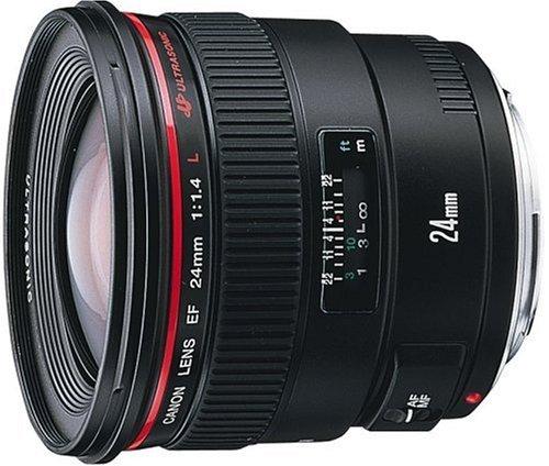 Canon EF Lレンズ 24mm F1 4L USM