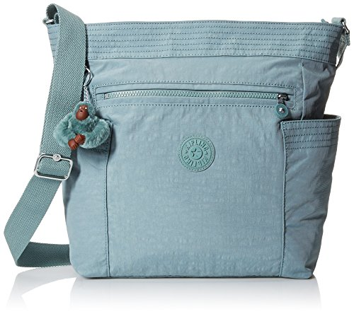 Kipling Melvin Solid Hobo Crossbody Bag by Kipling
