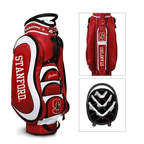 NCAA Stanford Medalist Golf Cart Bag by Team Golf