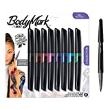 BiC Body Mark Tattoo Marker Assorted 8-Pack