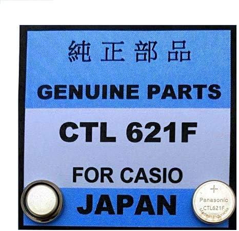 Original Casio Capacitor Battery CTL621F
