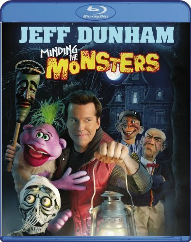 Jeff Dunham: Minding the Monsters [Blu-ray] by Paramount by Manny Rodriguez