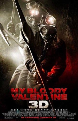 - My Bloody Valentine 3-D 11 x 17 Movie Poster - Style C